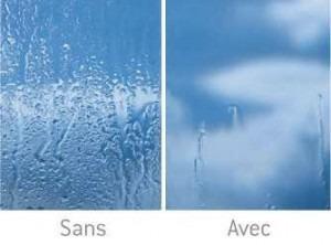 Comparatif des verres autonettoyant